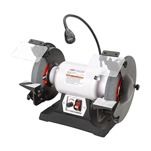 Shop Fox W1840 Variable-Speed Bench Grinder