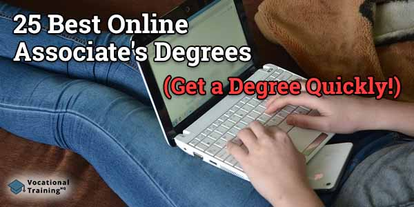 Best Online Associate Degrees