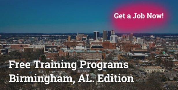 Free Training Programs in Birmingham AL