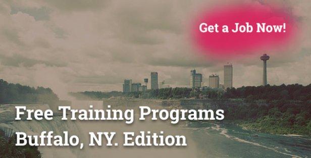 Free Training Programs in Buffalo NY