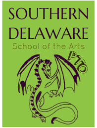 Southern Delaware School of the Arts logo