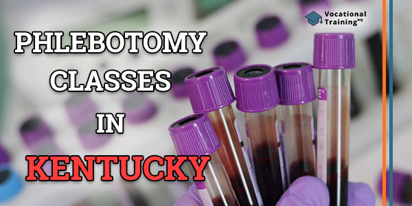 Phlebotomy Classes in Kentucky