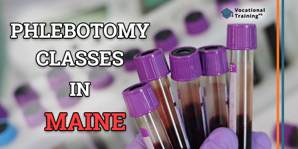 Phlebotomy Classes in Maine