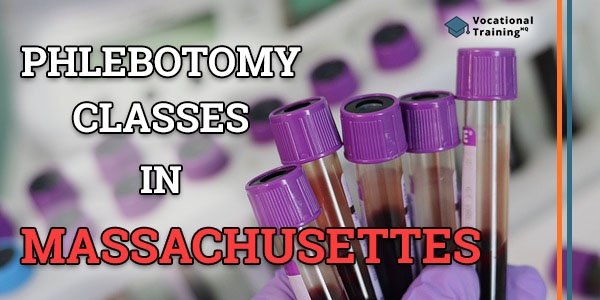 Phlebotomy Classes in Massachusetts