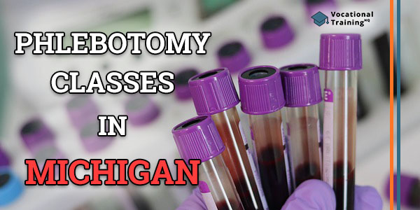 Phlebotomy Classes in Michigan