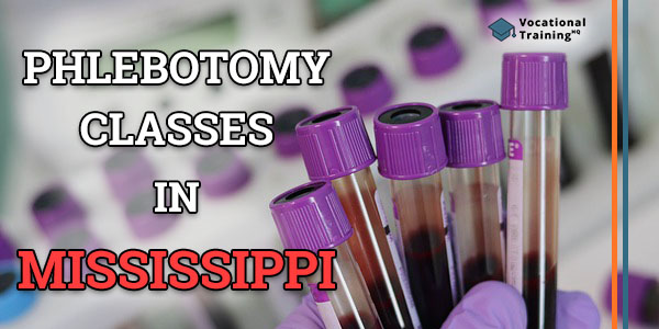 Phlebotomy Classes in Mississippi
