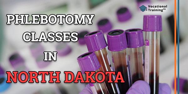 Phlebotomy Classes in North Dakota