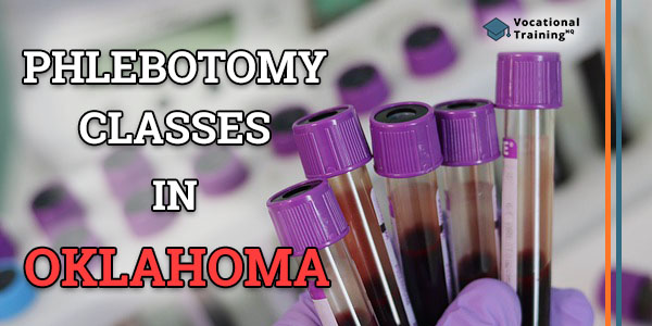 Phlebotomy Classes in Oklahoma