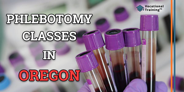 Phlebotomy Training in Oregon (Free & Paid Classes Info)