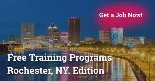 Free Training Programs in Rochester NY