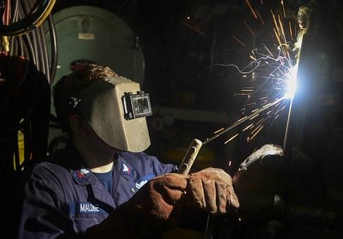 Free Welding Training in Riverside