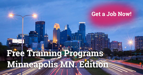 Free Training Programs in Minneapolis, MN