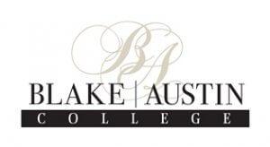 Blake Austin College logo