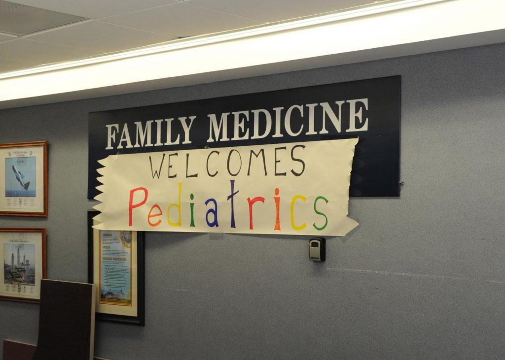 Pediatrician job