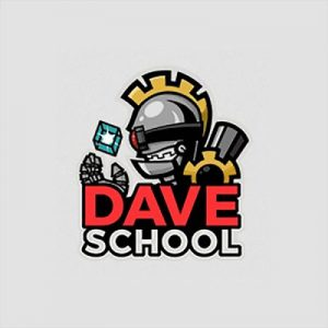DAVE School logo