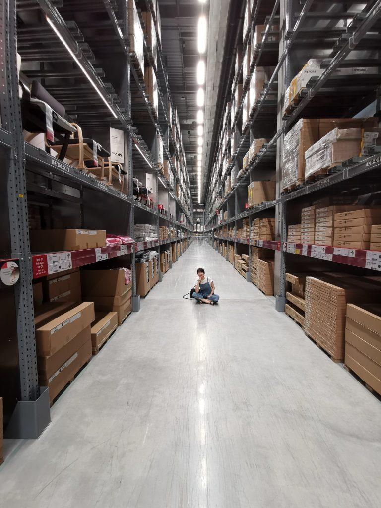Warehouse associate skills