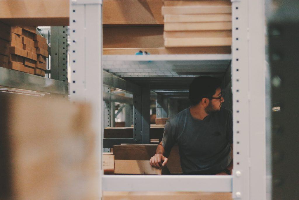 Warehouse associate dedication