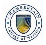Chamberlain College of Nursing logo