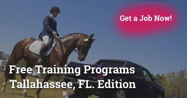Free Training Program in Tallahassee, FL