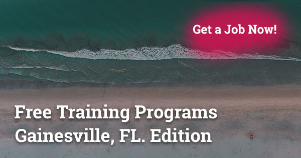 Free Training Programs in Gainesville, FL