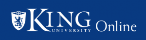 King University logo