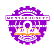 Montachusett Regional Vocational Technical School logo