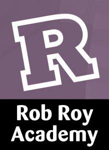 Rob Roy Academy logo