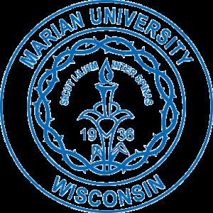 Marian University Wisconsin logo