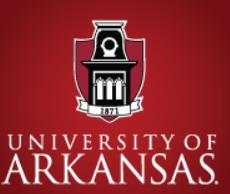 University of Arkansas logo