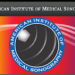 American Institute of Medical Sonography logo