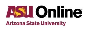 Arizona State University - ASU Online logo