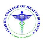Florida College of Health Science logo