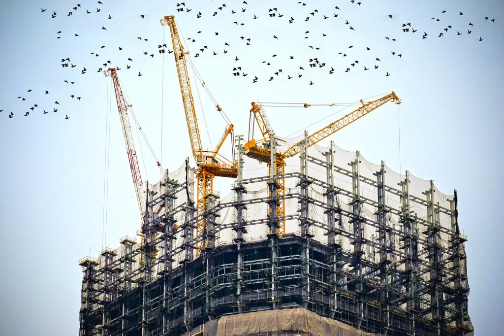 Non-Office Careers, Options, Building Construction