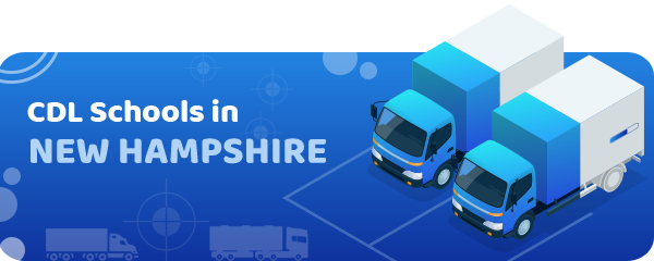 CDL Schools in New Hampshire