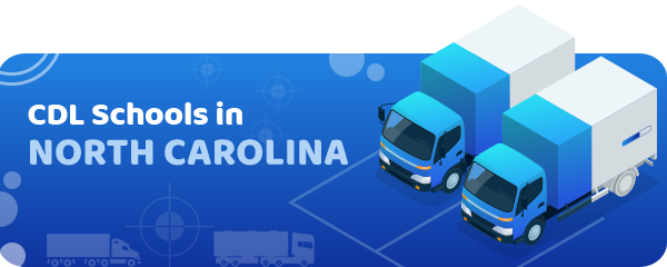CDL Schools in North Carolina