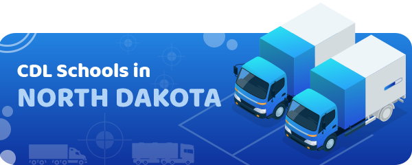 CDL Schools in North Dakota