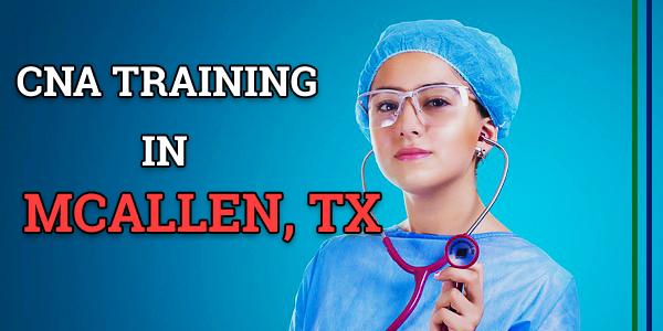 CNA Classes in McAllen, TX