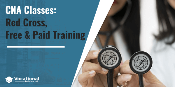 CNA Classes: Red Cross, Free and Paid Training