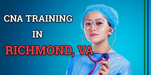 CNA Classes in Richmond, VA