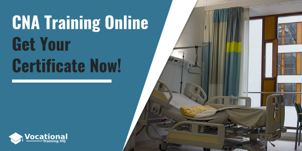 CNA Training Online: Get Your Certificate Now!