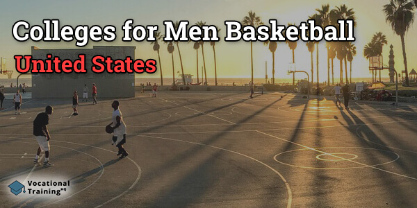 Colleges for Men Basketball