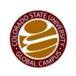 Colorado State University - Global logo