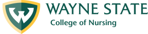 College of Nursing - Wayne State University logo