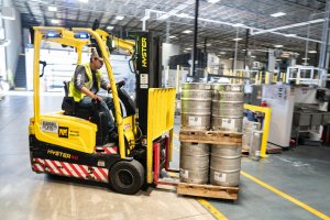 Free Forklift Training in Raleigh, NC