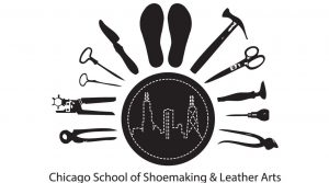 Chicago School of Shoemaking and Leather Arts logo