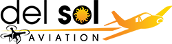 Del Sol Aviation logo