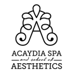 Acaydia Spa and School of Aesthetics logo