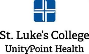St. Luke's College - UnityPoint Health logo
