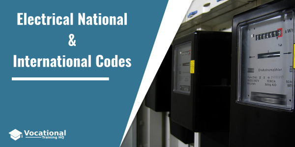 Electrical National & International Codes
