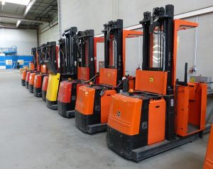 Free Forklift Training in Athens, GA